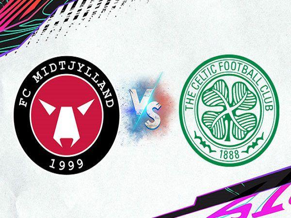 Soi kèo Midtjylland vs Celtic – 00h45 29/07/2021, Champions League