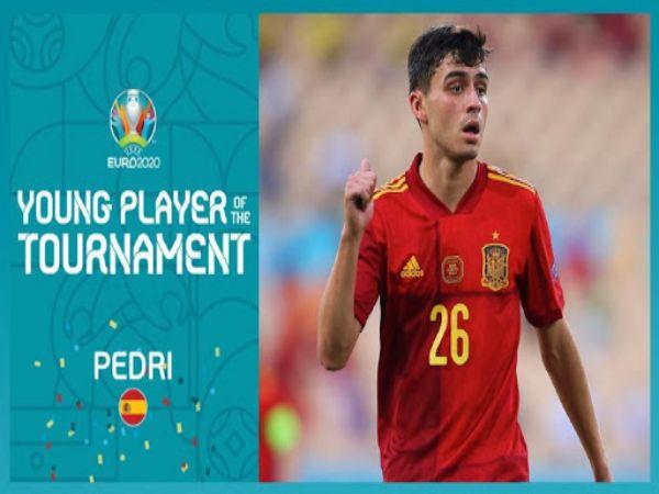 Tin bóng đá sáng 12/7: Lộ diện cầu thủ trẻ xuất sắc nhất EURO 2020